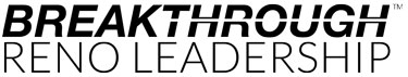 Breakthrough Leadership Training Workshop With Jeffrey Benjamin – Reno, NV Retina Logo