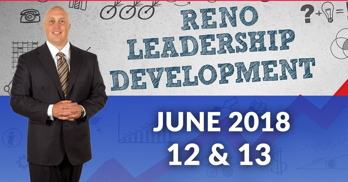 Leadership training June 12 13 2018